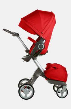 Amazing color.  http://shop.nordstrom.com/s/stokke-xplory-stroller/3342638?origin=keywordsearch-personalizedsort&contextualcategoryid=0&fashionColor=Red&resultback=178&cm_sp=personalizedsort-_-searchresults-_-1_1_D&siteId=QFGLnEolOWg-zQo_1NPsNPZACox7AvNOKA