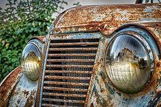 Auto, Front, Spotlight, Pkw
