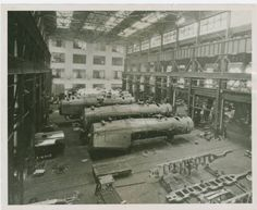OhioPix – Historic Images of Ohio Lima Ohio, New York Central Railroad, Ohio Usa, Ohio River, Repair Shop, Round House, Metal Fabrication, Steam Locomotive, Train Tracks