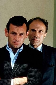 "Greatest television show of a all time, ""The Fugitive,"" starring David Janssen and Barry Morse (ABC 1963-1967)"
