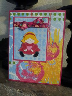 Friendship Card by Scrapping4Funn on Etsy, $3.00