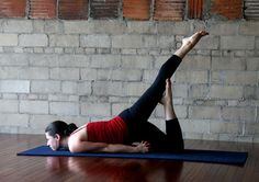 Yoga Pose of the Week: Locust Prep   POPSUGAR Fitness