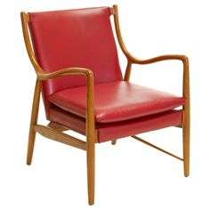 Christopher Knight Home Newport Wood Frame Chair | ($394)