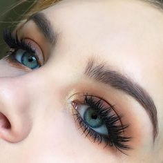 Long and Thick Lashes, Natural Looking