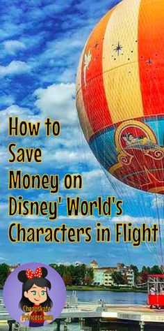 Save Money on Disney's Characters In Flight - Disney's Cheapskate Princess Disney On A Budget, Disney World Planning, Disney Plus, Walt Disney World Vacations, Disney Trips, Orlando Vacation, Family Travel, Family Trips, Recreational Activities
