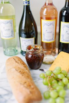 Wine Education and Tasting 101 // food pairing // Cupcake Vineyard Wines // Styling by @Alaina Kaczmarski // Photography by Stoffer Photography