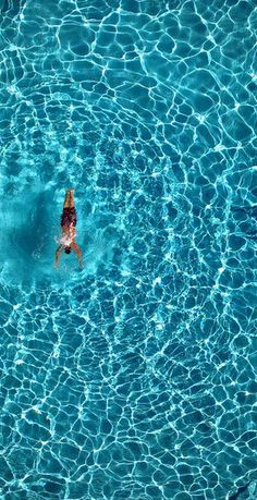 Inspiración blue: swimming pool