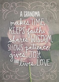 Grandmother Quotes Impressive Grandmother Printable Chalk Wall Artaandlbanners On Etsy $500