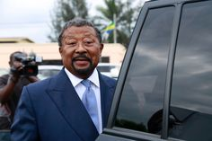 The unlikely contender to dethrone Gabon's dynasty African Union, 50 Years Old, Presidential Election, 50th, Suit Jacket, Yolo, Politics, Fashion, Moda