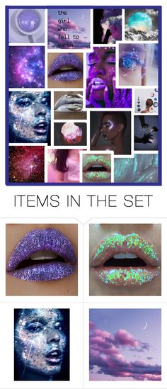"""""""The Girl Who Fell To Earth"""" by gracielovesyou01 ❤ liked on Polyvore featuring art"""