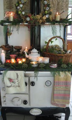 Holiday Stove