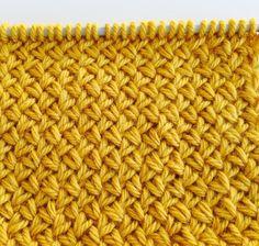 How to knit the diagonal basket weave / Tricoter LE point de vannerie / Как вязать узор мелкая плетенка