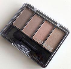 Cover Girl Eyeshadow Eye Enhancers Sheerly Nude - love this palette!!!