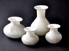 """Vaasid """"Alla"""", Tarbeklaas Vintage Tableware, Diy Table, Vase, Ceramics, Table Decorations, Beautiful, Home Decor, Ceramica, Vintage Dinnerware"""