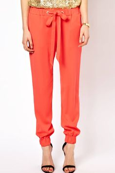 French Connection Slouchy Pants, $147.51; asos.com   - ELLE.com