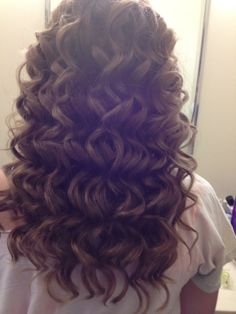 In love with these curls!