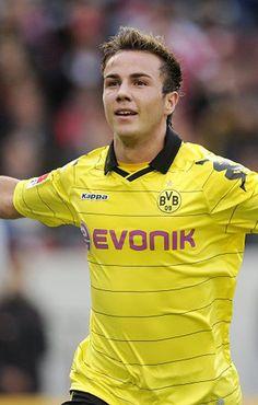Mario Götze, Borrusia Dortmund