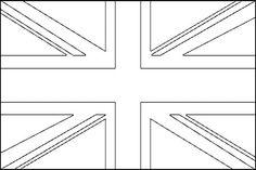Geography For Kids FREE Printable United Kingdom Flag Union Jack