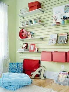 Inspiring Ways to Use Slat Board at Home | Apartment Therapy