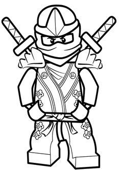 ninjago coloring pages | LEGO Ninjago Lloyd Coloring Pages | print ...