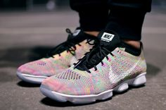 size 40 0bf87 9ed7f NIKE WMNS FLYKNIT ZOOM AGILITY  MULTICOLOR  via moresneakersBuy it   Nike  US Adidas Shoes