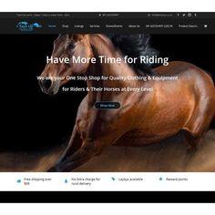 Tackup riding, Castlenet portfolio of web designs, Best Web Design, Web Design Trends, Website Header Design, Great Websites, Web Design Services, Portfolio Website, Start Up Business, Web Development, Service Design
