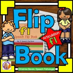 Articulation and learning 'l' blends is easy with this 'fl' flip book.  This product contains 2 x 8 pages flip books: the pages are packed with pictures and activities and can be used to make a flip book that will learning speech sounds hands on and interactive.Version 1- is a black and white flip book.