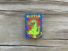 Image of Reptar Cereal Pin