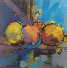 SOLD 'Number Two' - 'Strange Fruit' series. Acrylic/mixed media on canvas. Size framed 57cm x 57cm