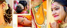 Maharashtrian Wedding-  A Maharashtrian Bride Looks Resplendent with Solah Shringa..  Wedding Photography | MUMBAI  +91 9967 10 8889  © copyrights are reserved.  https://www.facebook.com/pratiksawantphotograper
