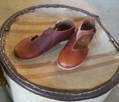 The Dapper - Blu betty shoes