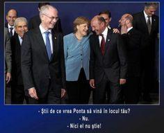 EBA il ia peste picior pe Ponta. Vezi ce a postat mezina presedintelui pe Twitter