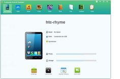 http://www.samsung-messages-backup.com/resources/sync-android-phone-to-pc.html Are you seeking ways to backup Android mobile phone to computer? Read this page, you will get the most effective tool - Android Sync Manager to help you transfer the whole data on Android phone to PC in batches.