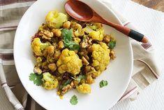 Curry de couve-flor