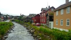 Roros Norway a cool foodie town - traditional food, and local sustainable produce