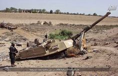 iraqis Abrams m1a1ms mbt(main battle tank)   destroyed by isis(Islamic State of Iraq and Levant)
