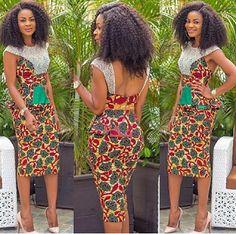 Check Out This Beautiful Ankara Skirt and Blouse Design . Check Out This Beautiful Ankara Skirt and Blouse Design African Wedding Dress, African Print Dresses, African Fashion Dresses, African Dress, Ghanaian Fashion, African Prints, Nigerian Fashion, African Inspired Fashion, African Print Fashion