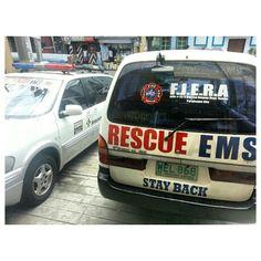 打ち合せ meeting at FJERA #フィリピン#消防服団 #filipino#japanese#emergency#response#association #firefighter#ems#rescue#philippines