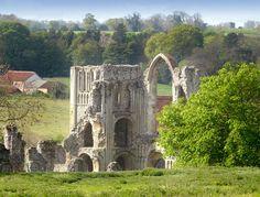 Ruins of St Margaret's, West Raynham