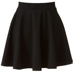 LC Lauren Conrad Pull-On Circle Skirt - Women's ($26) ❤ liked on Polyvore featuring skirts, bottoms, saias, jupes, pull on skirts, lc lauren conrad, circular skirt, flared skirt and circle skater skirt