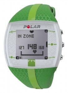 10.Polar FT4 Heart Rate Monitor
