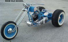 Santiago Choppers Trikes.    http://santiagochopper.com/#!trike/g8a3k
