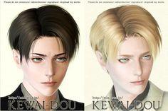 Sims 3 hair, hairstyle, male