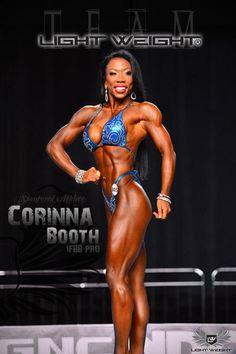 Corinna Booth IFBB Figure Pro