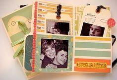 Accordion File Folder Albums