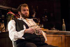 1 Henry IV (UCLU Drama Society) @ Bloomsbury Theatre, London, 2014  Oliver Marsh as Falstaff