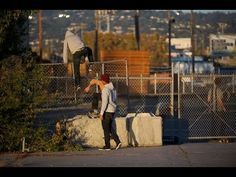 """In the Fall of 2014, Levi's Skateboarding (http://www.levi.com/skateboarding) partnered with Keith """"K-Dub"""" Williams in West Oakland to revamp the existing To..."""