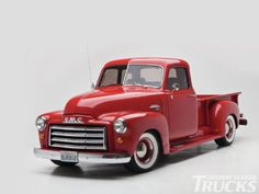 1949 Gmc Truck Front