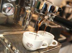 Making espresso is science. Drinking espresso is an art.