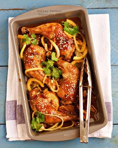 Ayam Panggang Oriental, Featured in Martha Stewart Living Indonesia Special Edition 2013, What's For Dinner